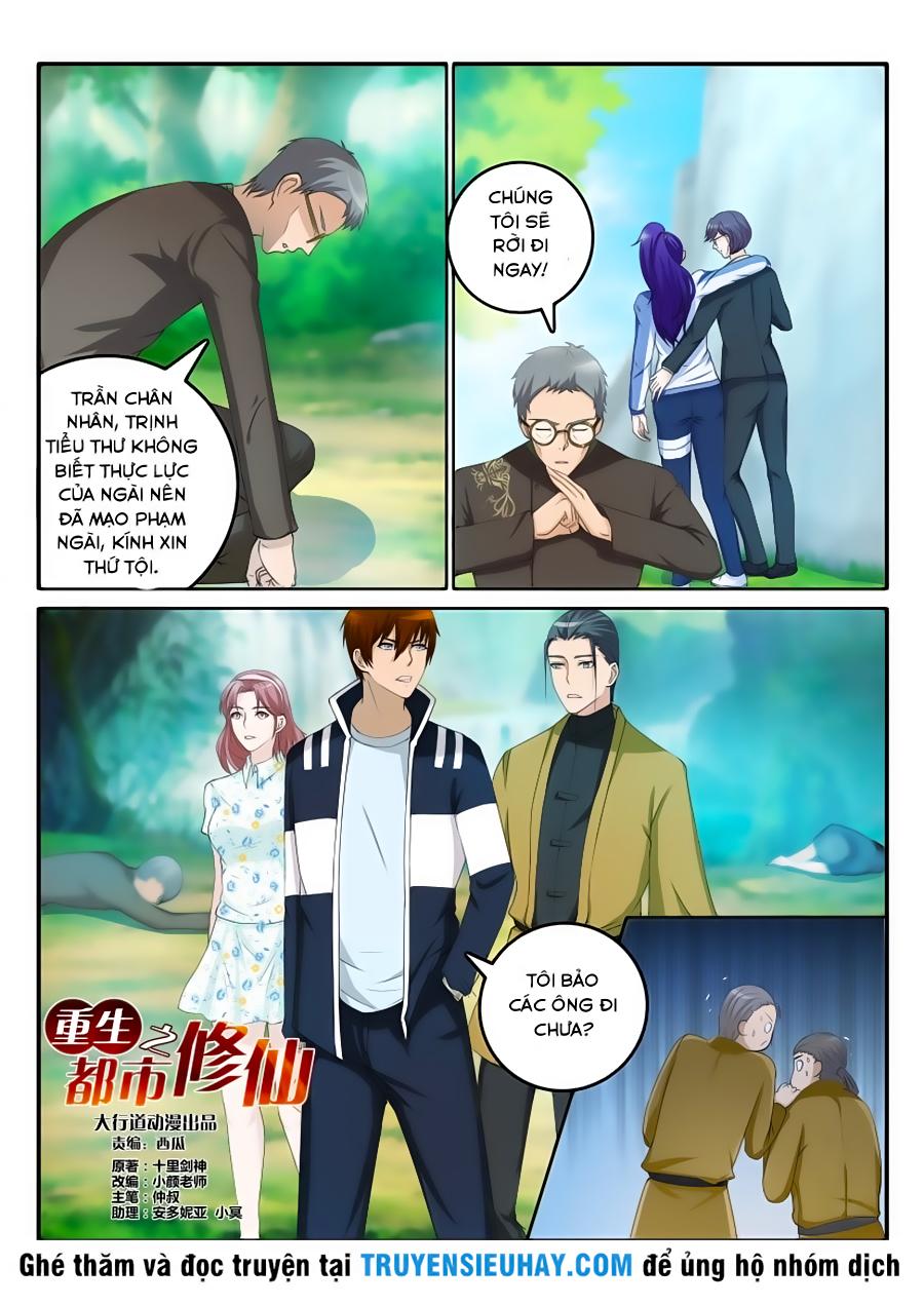 Trọng Sinh Đô Thị Tu Tiên Chap 52 Upload bởi Truyentranhmoi.net