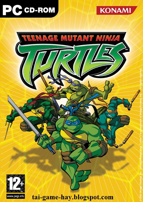 Teenage Mutant Ninja Turtle 2003