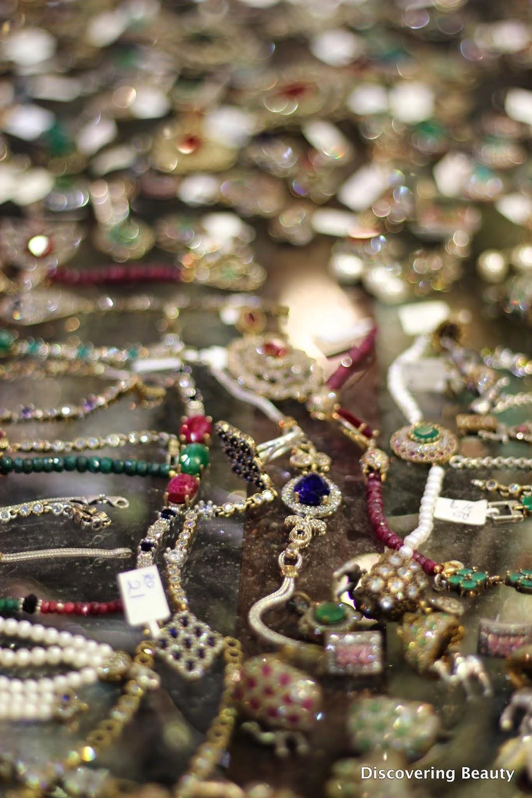 silver jewellery muscat muttrah souk