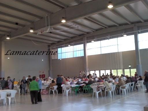 Participaci�n en el encuentro de bolillos de Favara 2014