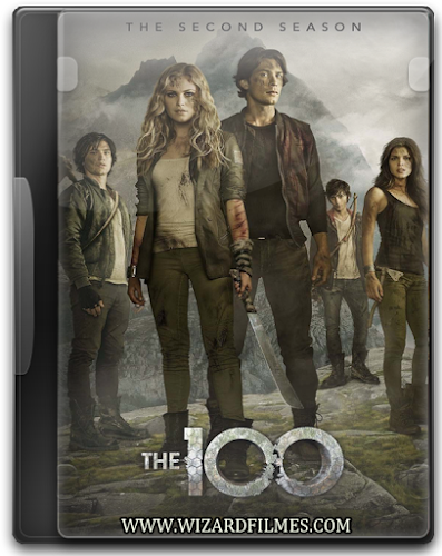 The 100 2ª Temporada Torrent – BluRay Rip 720p Dual Áudio (2015)