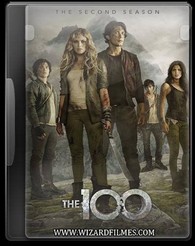 The 100 2ª Temporada Torrent – BluRay Rip 720p Dual Áudio (2015)