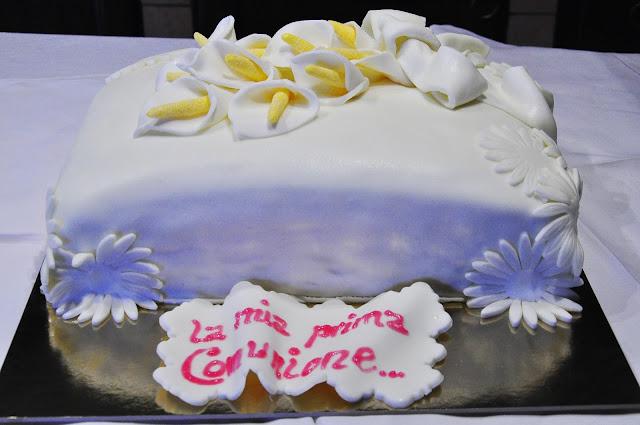 torta di comunione