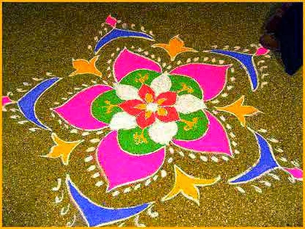 rangoli designs wallpaper stars - photo #24