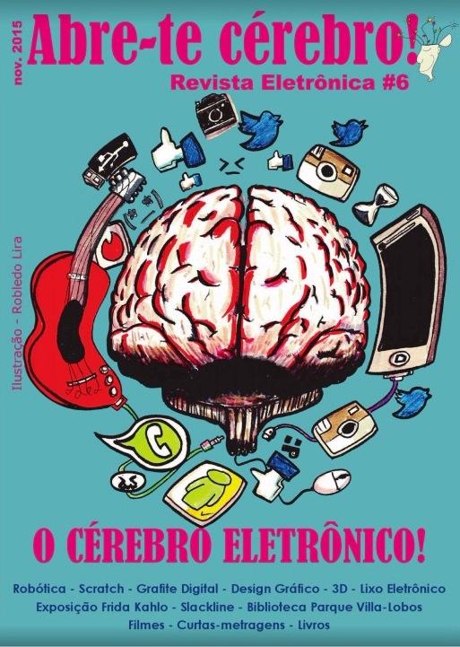 Clique no link e acesse a Revista Abre-te Cérebro! #6