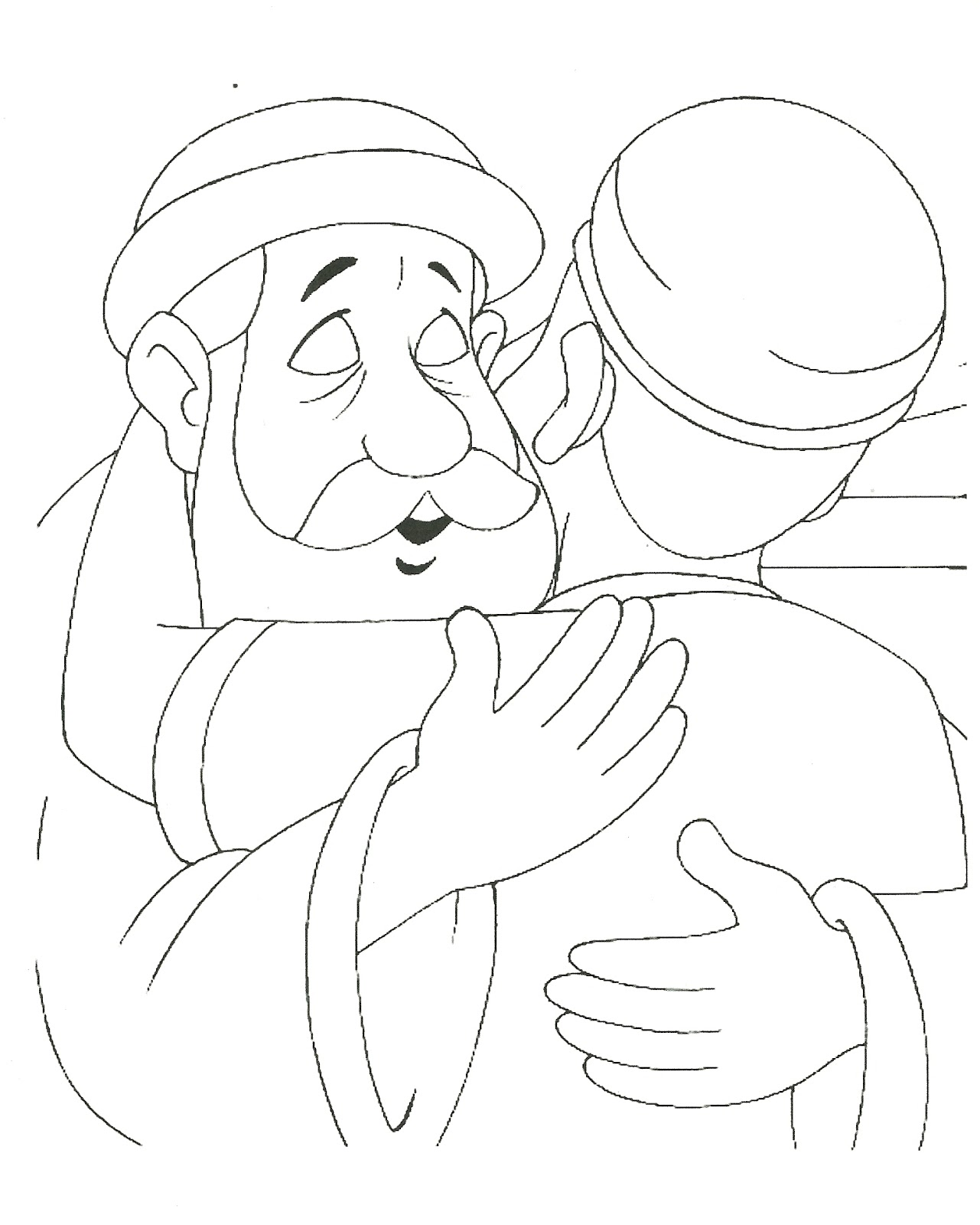 tubby the tuba coloring pages - photo#8