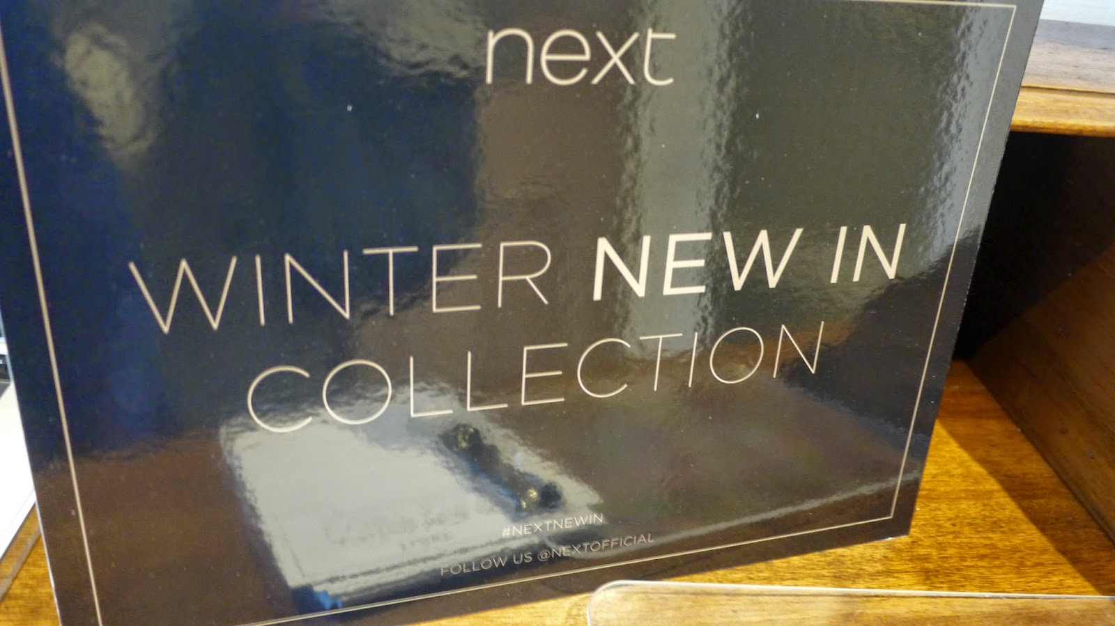 Next New In Winter Collection 2014