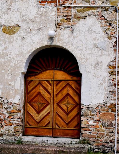 poarta intrare biserica reformata calnic
