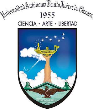 """Universidad Autonoma """"Benito Juarez"""" de Oaxaca."""
