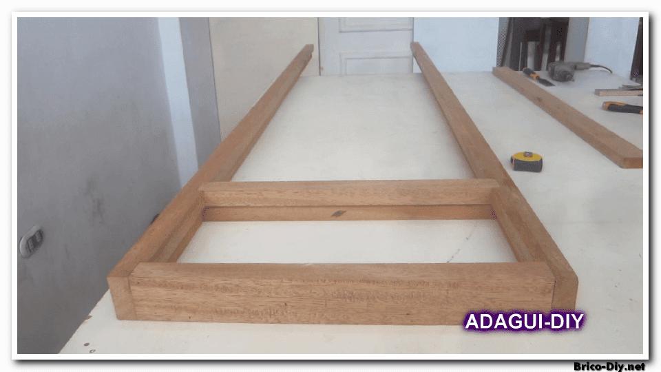Hacer una puerta de madera excellent muebles con palets - Como barnizar una puerta de madera ...