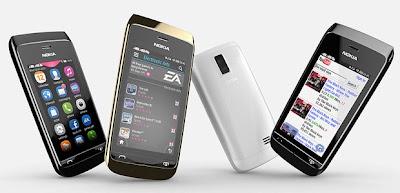 Spesifikasi dan Harga Nokia Asha 310 dengan fitur dual SIM dan WiFi
