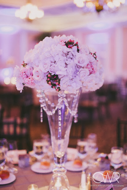 Glen Sanders Mansion Centerpiece - Splendid Stems Event