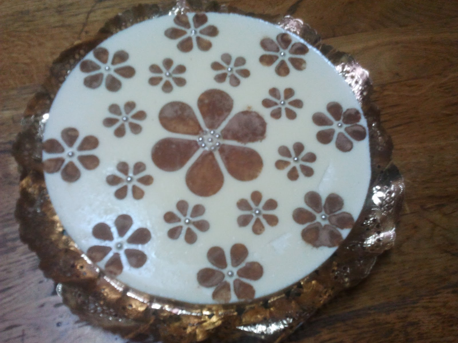La Cocina De Leslie Otras Formas De Decorar La Tarta 3 Chocolates - Ideas-para-decorar-una-tarta
