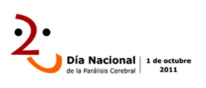 Logo Día Nacional de la Parálisis Cerebral