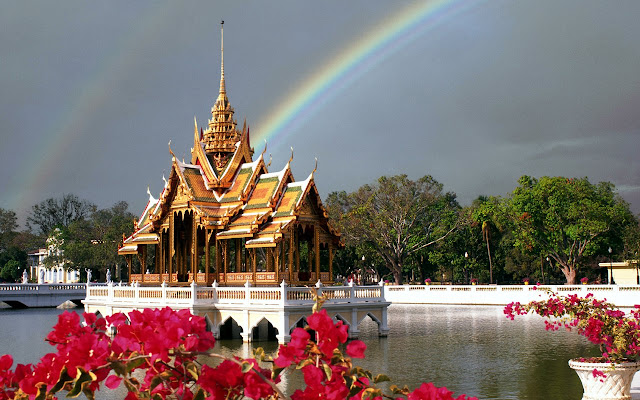 Bang Pa-In Royal Palace - Thailandia
