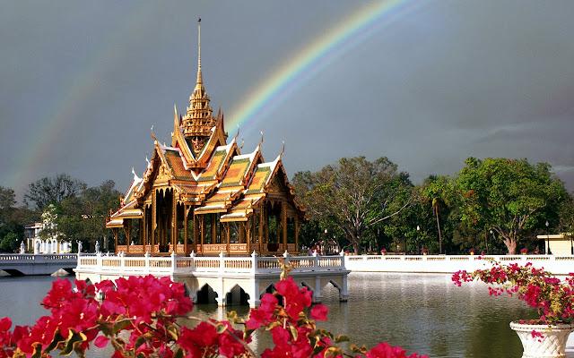 Bang Pa-In Royal Palace - Thailandia