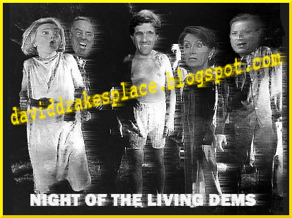 Night of The Living Dems