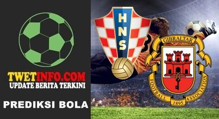 Prediksi Croatia U17 vs Gibraltar U17
