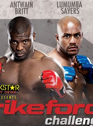 Strikeforce Challengers 20 Britt vs Sayers (2011)