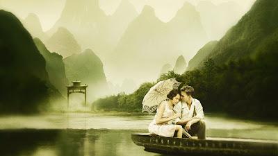 Romantis Diatas Perahu