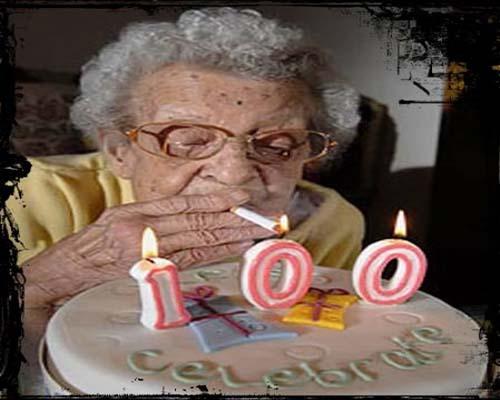 Gambar Nenek Lucu