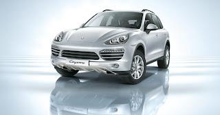 Mengapa Porsche Cayenne Banyak Disukai para Wanita?