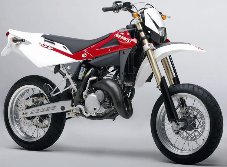 moto usate e nuove husqvarna 125 motard usato in offerta. Black Bedroom Furniture Sets. Home Design Ideas