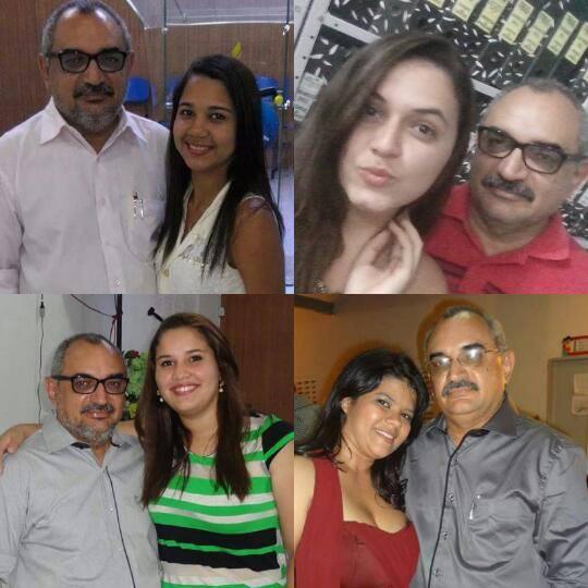 Wellida Lígia, Bruna Almeida, Luana Guadlupy e Juliana Marinho.