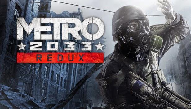 Metro Redox 2033