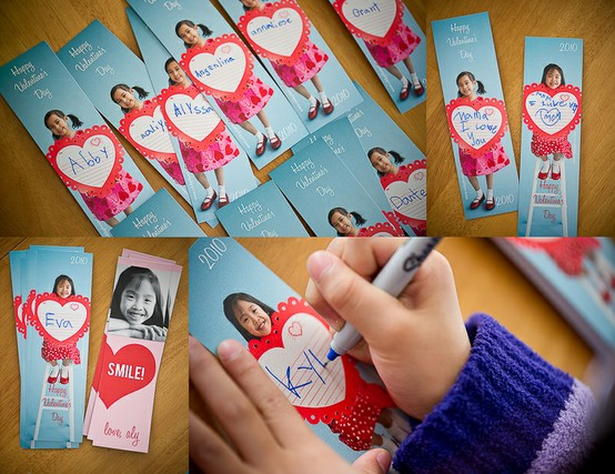 Edda Photographyu0027s Kid Bookmark Valentine Idea. I Love The Idea Of Sending  A Bookmark With My Oldest Son To School.