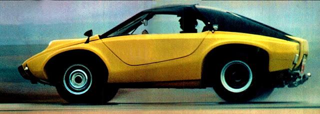 Super Bug –  Glasplac - 1972. Foto: Pedro Henrique