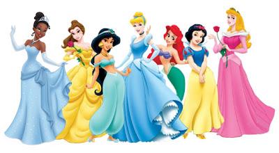 Les Princesses de Disney en couv' de Vogue