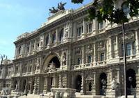 Palazzo di Giustizia, Corte Suprema di Cassazione