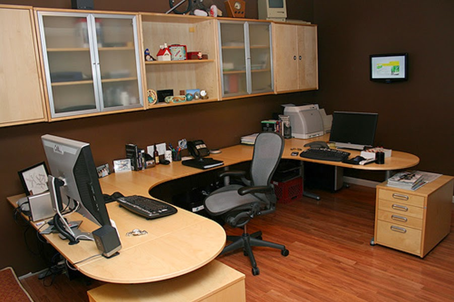 Trending Home Office Design In Basement Home Design 419