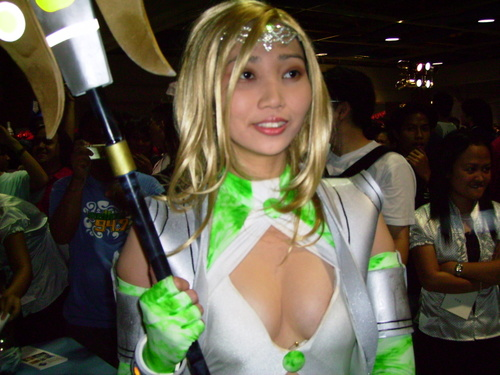 sexy filipina cosplay 02