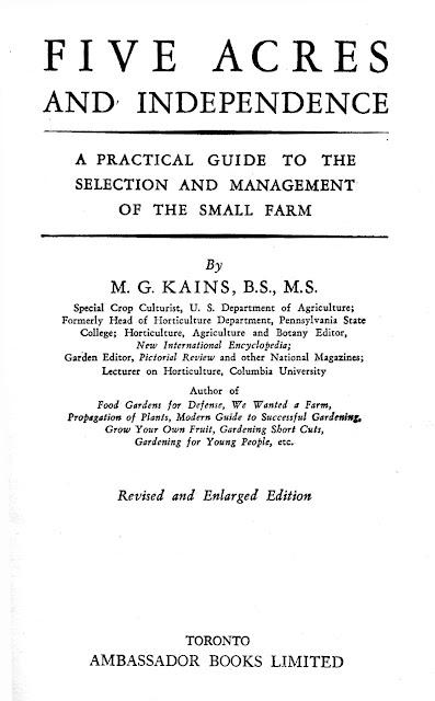M.G. Kains