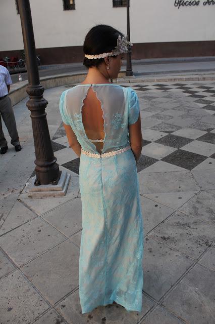 vestido diseñado por catart.es