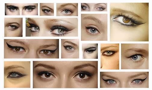 Ma bo te beaut comment choisir la couleur de son eye liner - Comment mettre eye liner ...