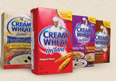 Free Cream of Wheat Cinnabon Cereal
