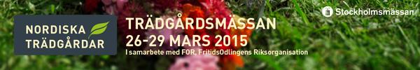 Nordiska Trädgårdar/Älvsjömässan