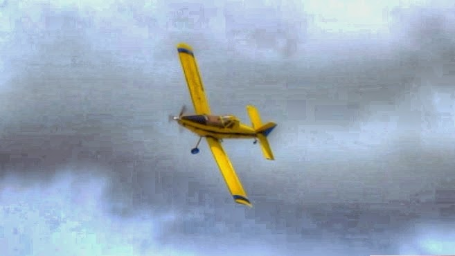 Crop Duster -  Air Tractor