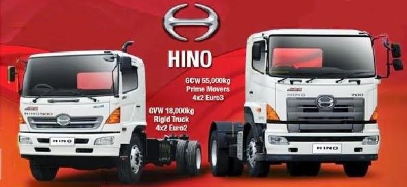 HINO 4x2