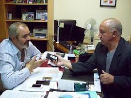 ENTREVISTA EXCLUSIVA AL DIPUTADO ALEJANDRO BODART (*), LEGISLADOR DE LA CIUDAD POR EL MST-PROYECTO
