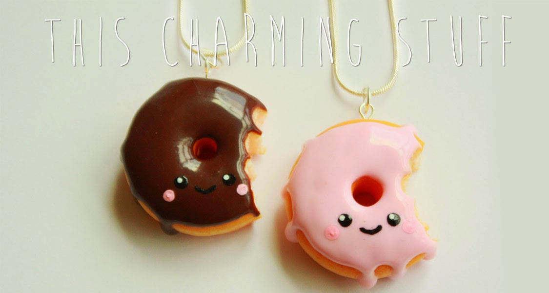 this charming stuff - all about polymer clay crafts and DIY