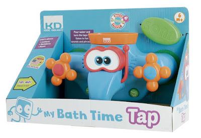 JUGUETES - Kidz Delight - Grifo : Hora del Baño  Cefa Toys 2015 | A partir de 6 meses  Comprar en Amazon España