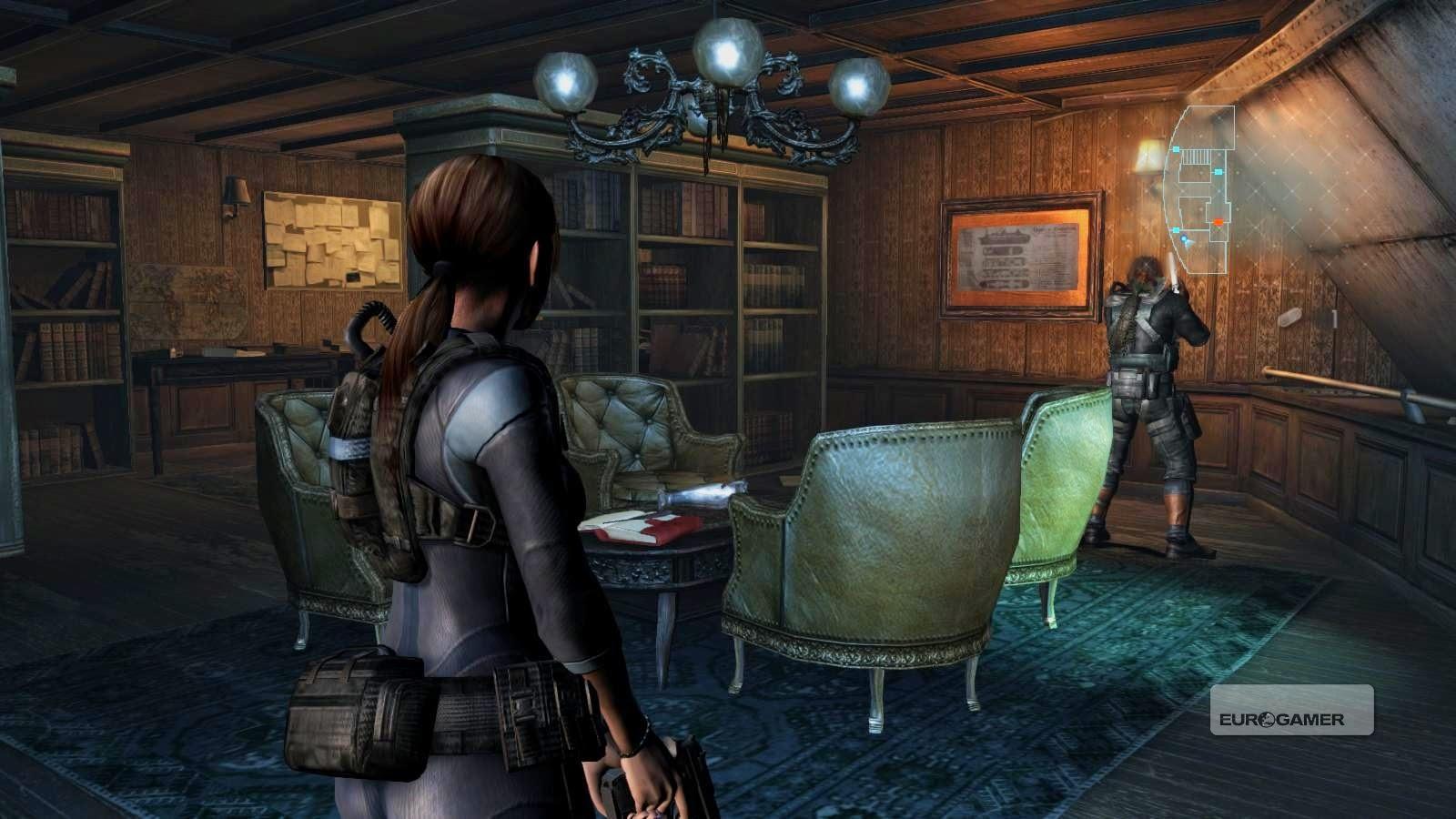 Game Gratis Resident Evil Revelations
