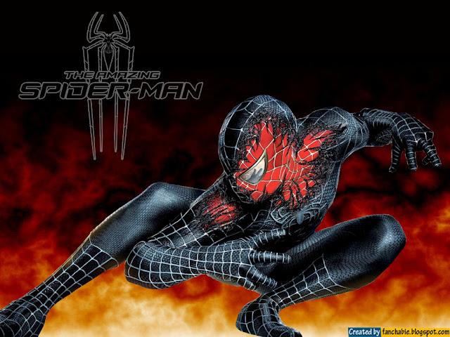 Black Spiderman