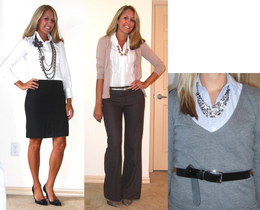 J S Everyday Fashion 4 Ways To Wear A Statement Necklace