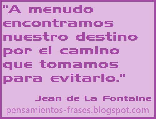 frases de Jean de La Fontaine