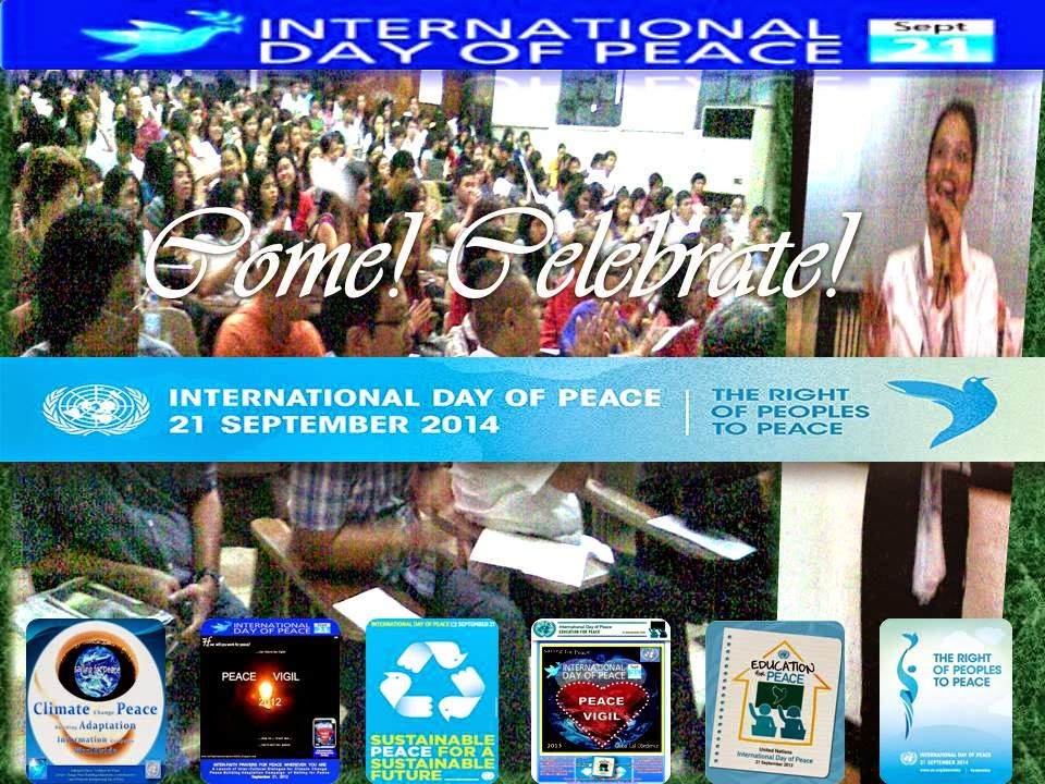 2011 International Day of Peace